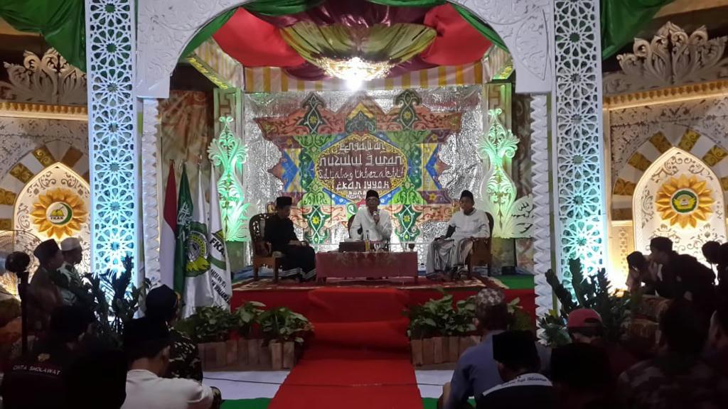 Rois Syuriah PWNU Jateng Ingatkan Akidah Aswaja; Alquran Qadim
